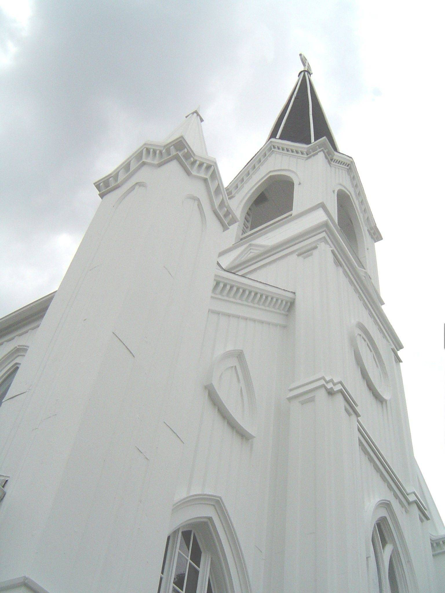 The Maple Street Chapel has served many community functions since 1870 when it was built at the corner of Main and Maple streets in downtown Lombard.