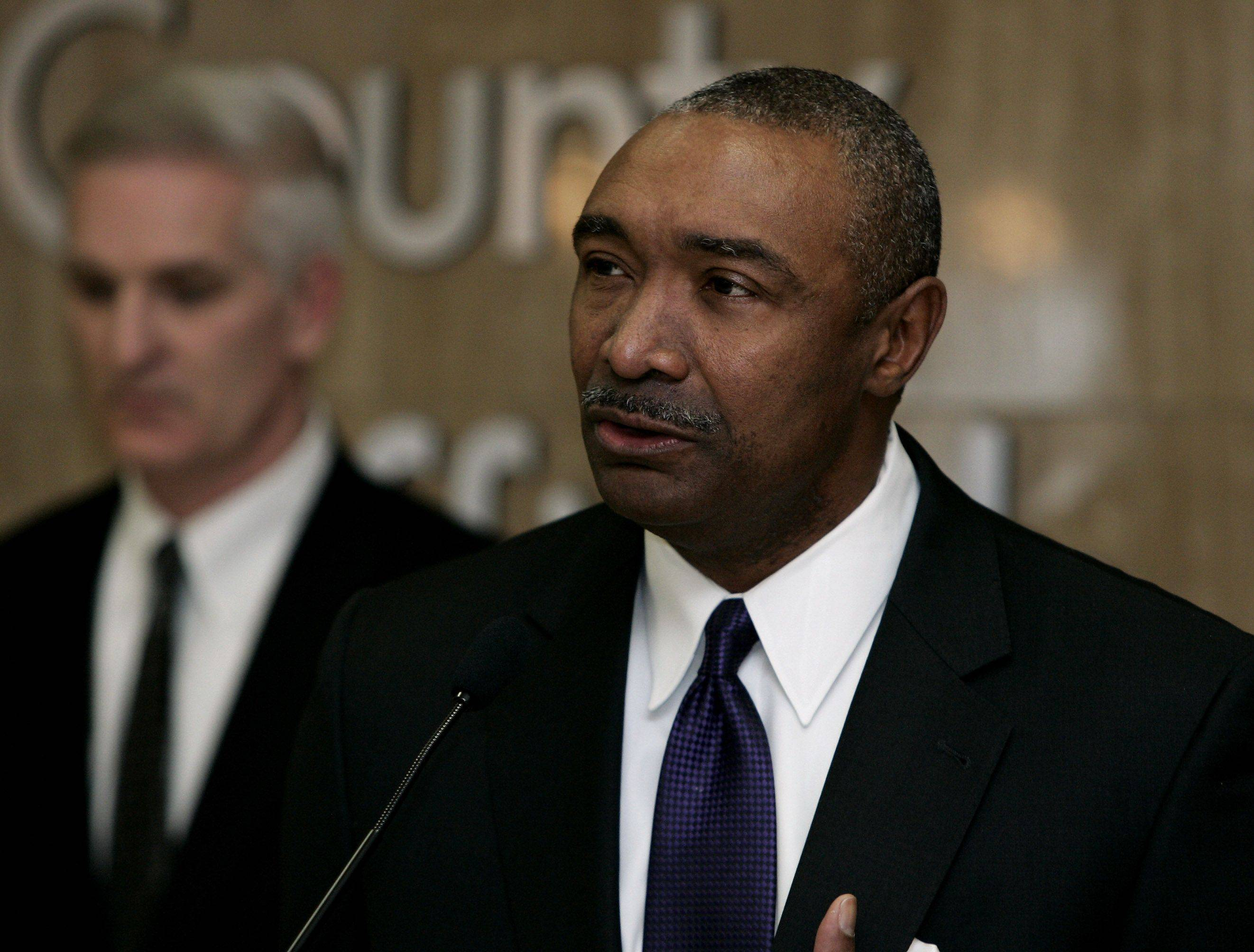 Former Waukegan police chief Artis Yancey was named Lake County Coroner Monday. He replaces former coroner Richard Keller who resigned in February.