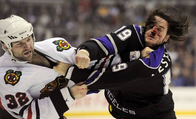 hitting and fighting in hockey essay Save essay view my if fighting in ice hockey does more good violence in hockey is demanded by fans and players and it will always be an integral.