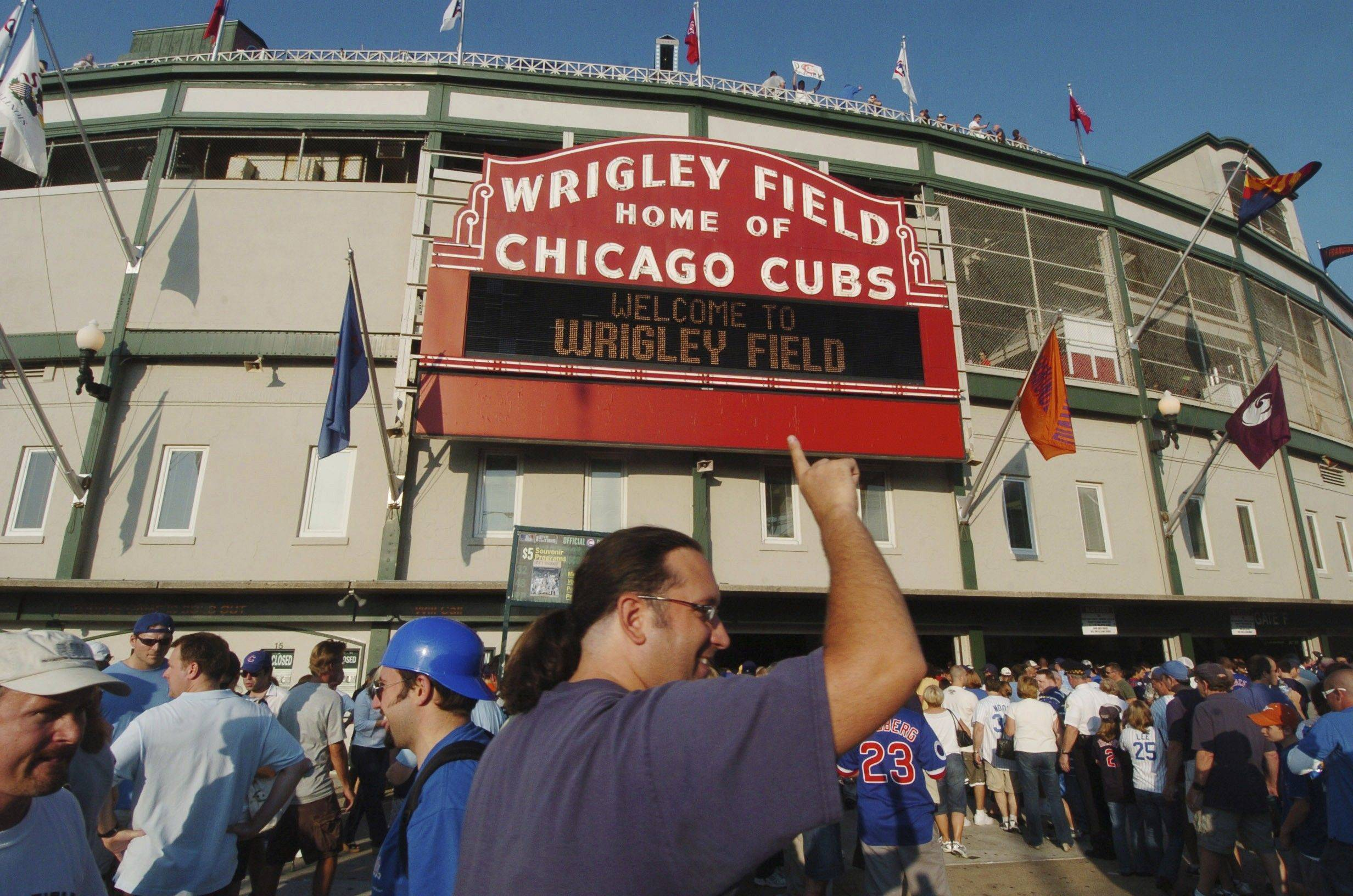 Cubs fans will get more power with their handsets during the season opener after Verizon Wireless and AT&T Wireless upgraded their networks.