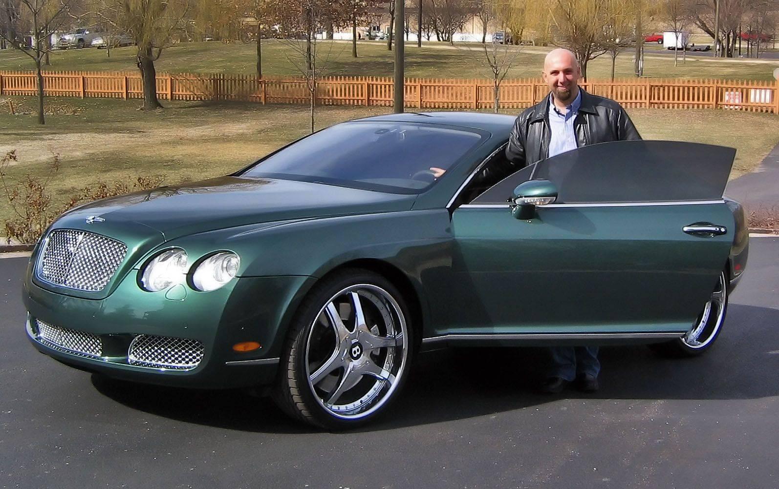 Jordan S Bentley Is Volo Museum S Newest Addition