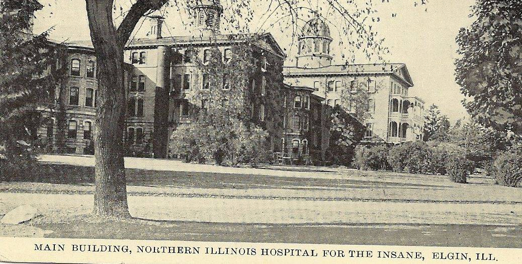 The Northern Illinois Hospital for the Insane, now the Elgin Mental Health Center, introduced a new treatment for mental illness a century ago. What was it?