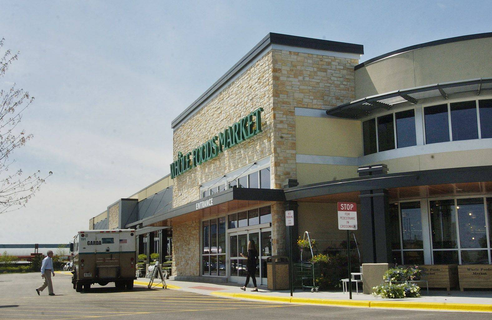 Whole Foods is among the new businesses to move into Schaumburg.