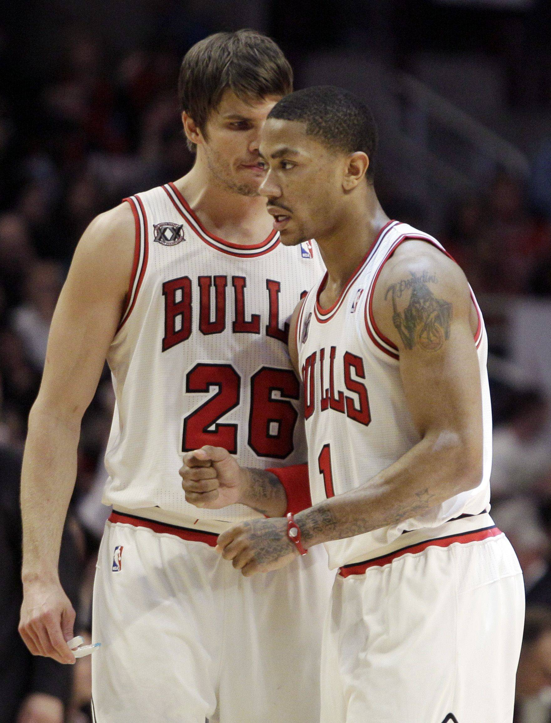 Does Bulls' strong finish really matter?