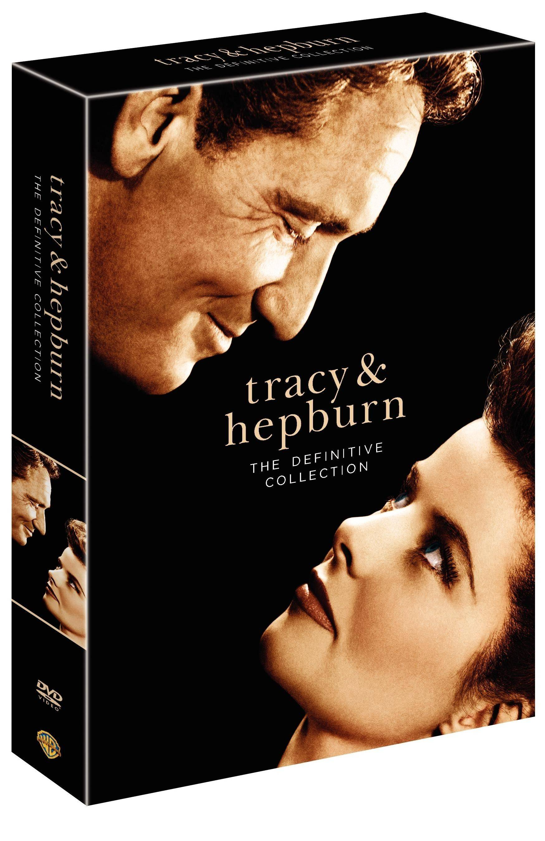 The films of Spencer Tracy and Katharine Hepburn have been released in a new DVD collection.