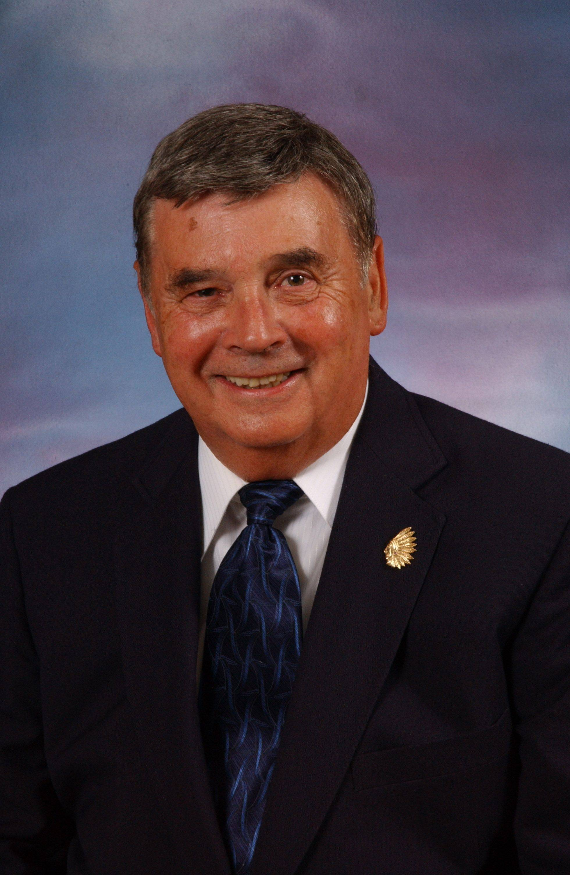 Mayor Ed Bender