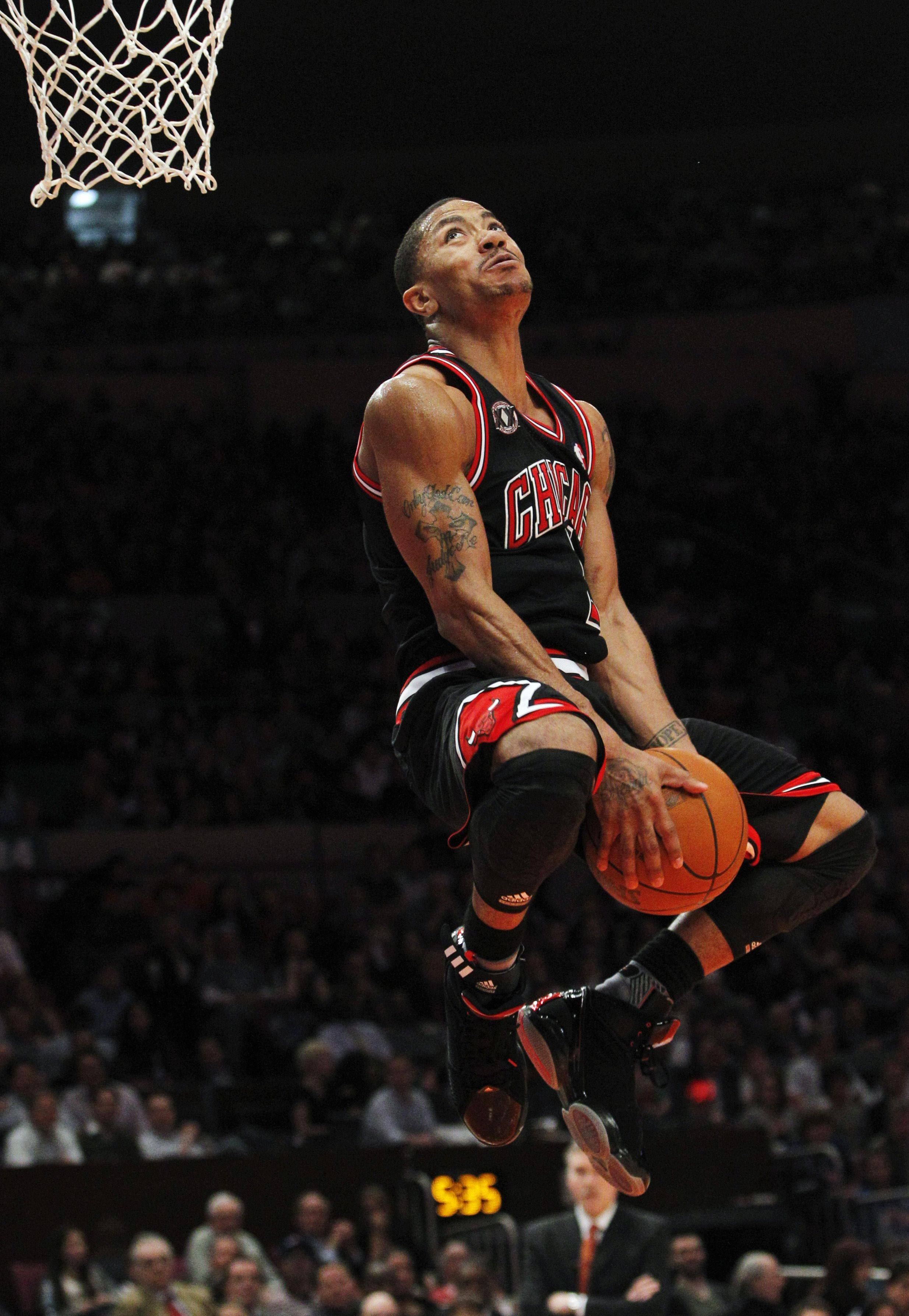 Rose, Bulls raising the bar