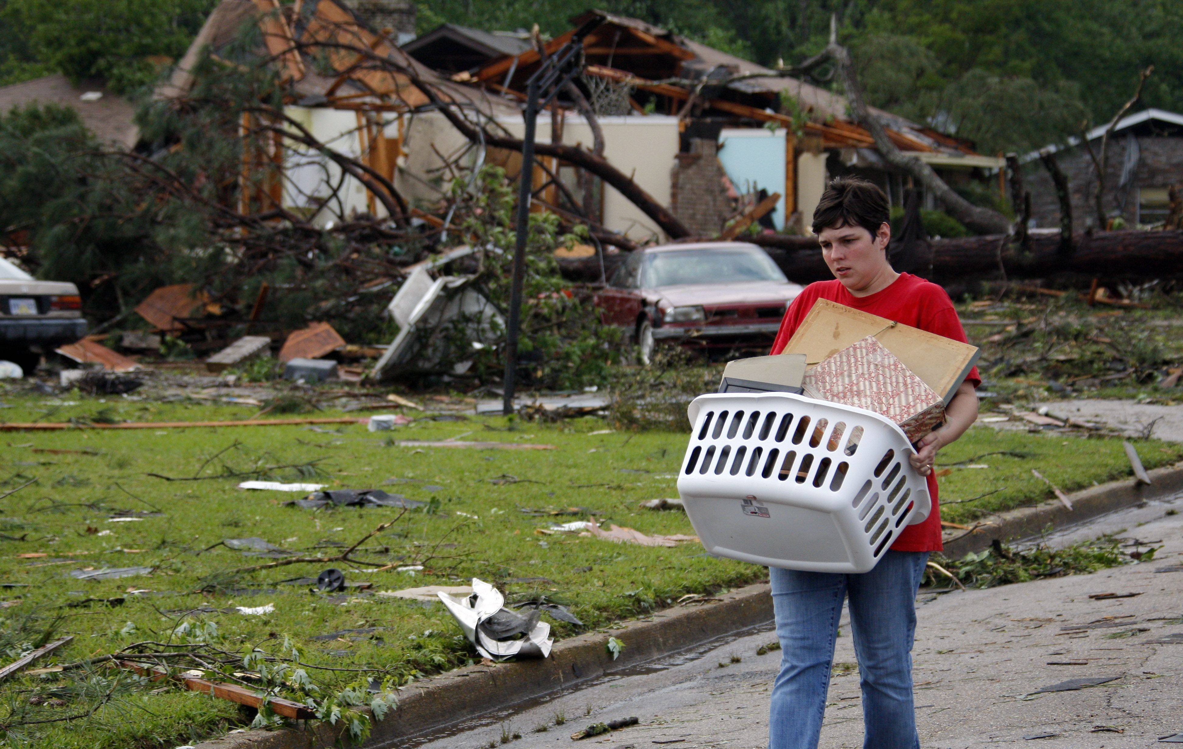 N.C. reporting storm deaths, adding to 17 killed