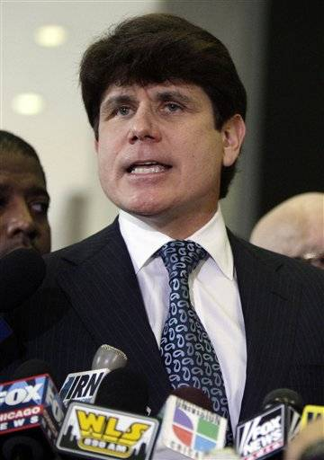 Judge warns Blagojevich on media comments