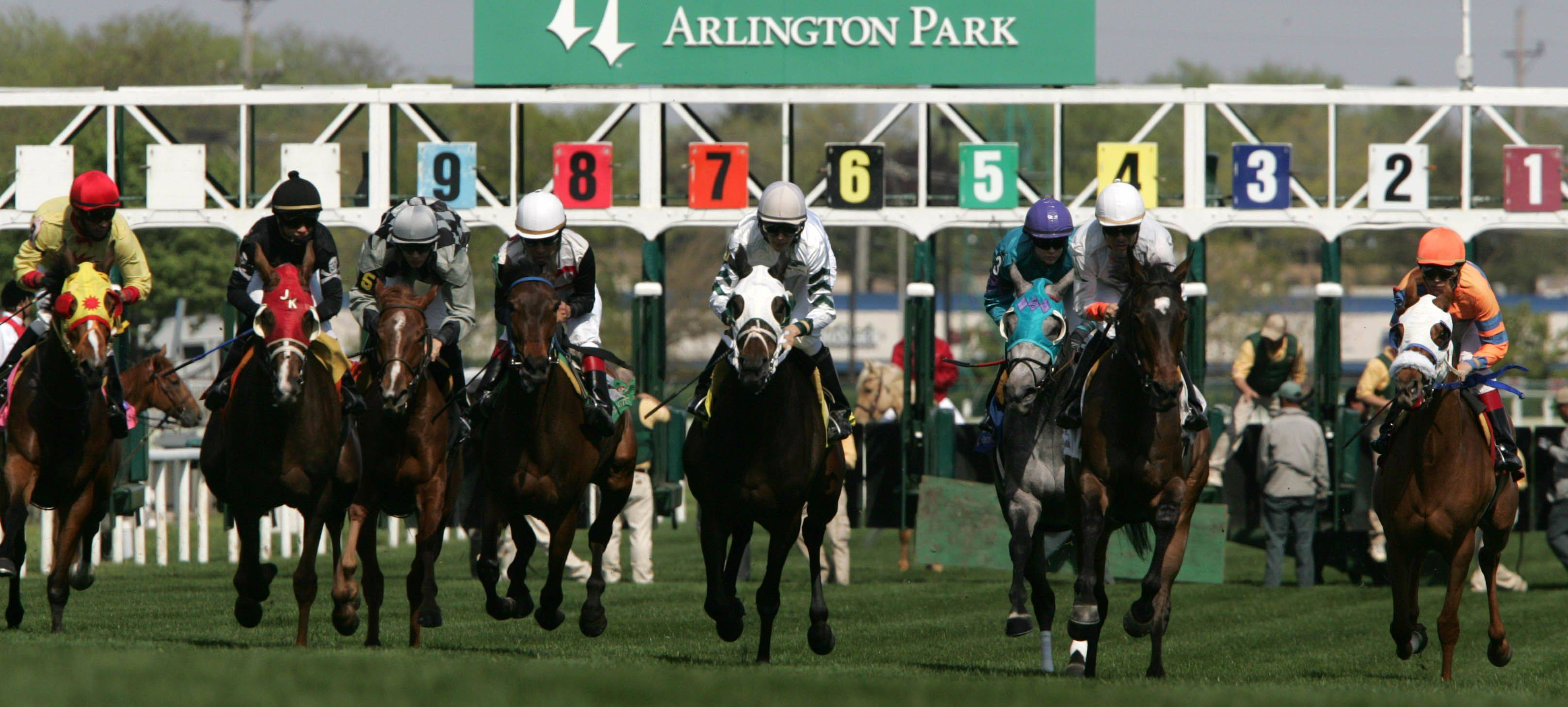 Arlington Park, a fixture of the community since 1927, faces a rocky future, some fear.