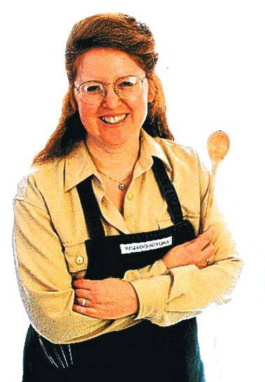 Annie Overboe for Baking Secrets column.