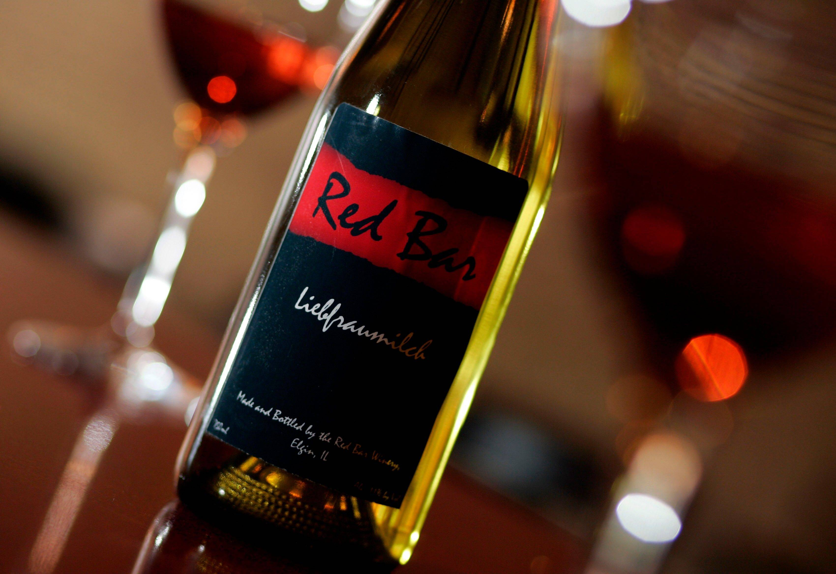 The Red Bar Winery opened in Elgin in 2009. The restaurant, which is known for specialty wines made on site, has not applied to renew its liquor license.
