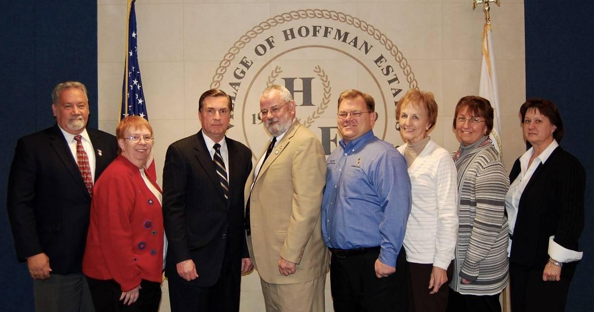 Hoffman Estates swears in new board Saturday