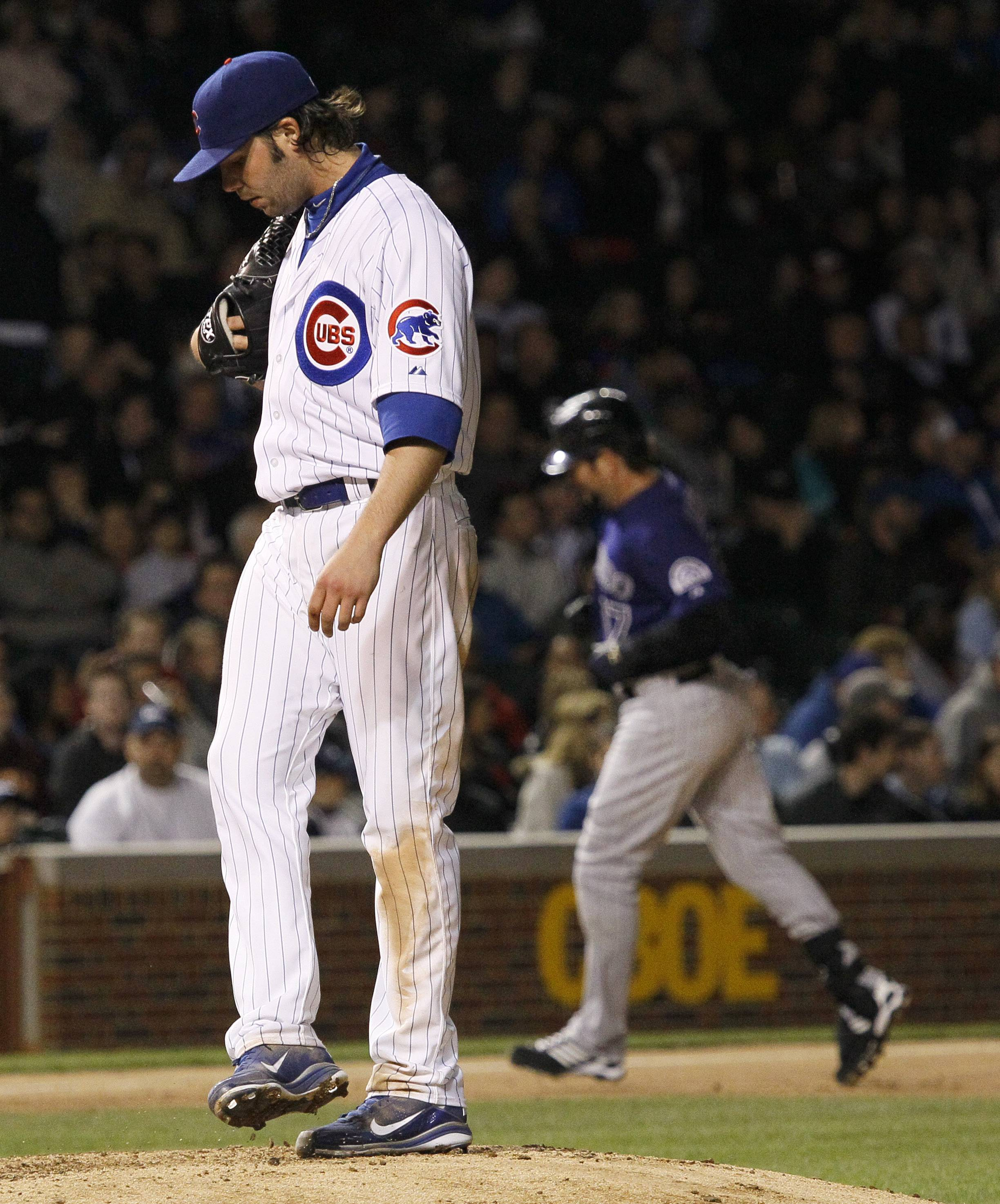 Cubs drop third straight game