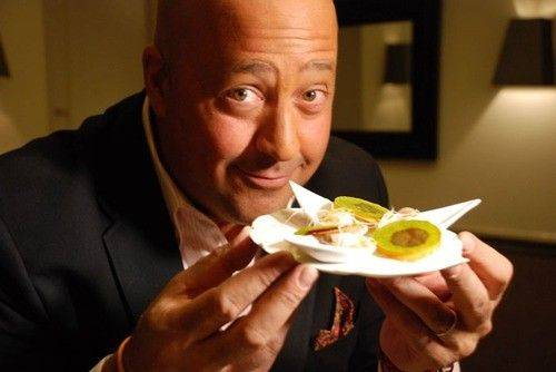 "Andrew Zimmern, host of ""Bizarre Foods"" and ""Bizarre World"" will appear at Harper College April 28."