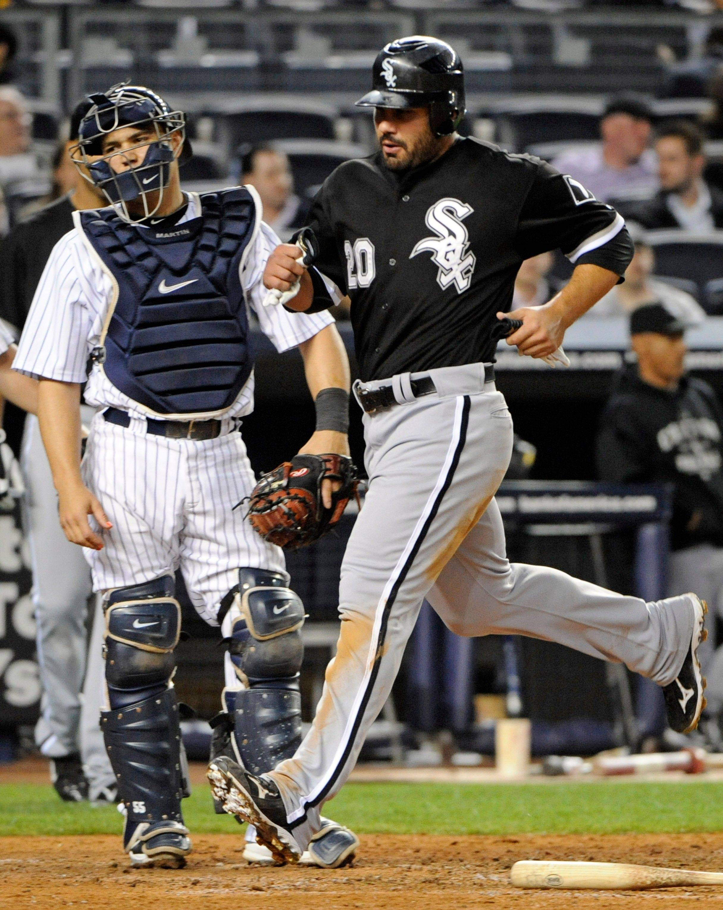 Numbers paint ugly picture for White Sox