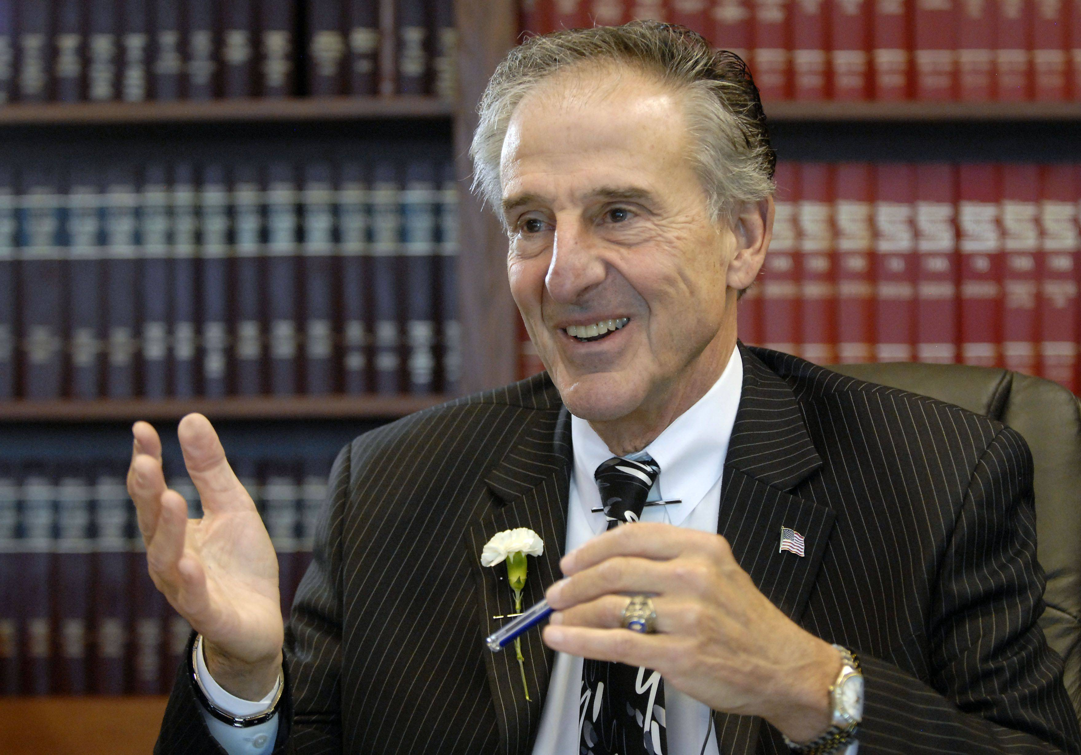 McHenry County State's Attorney Louis Bianchi was exonerated  on 21 charges of conspiracy and misconduct.