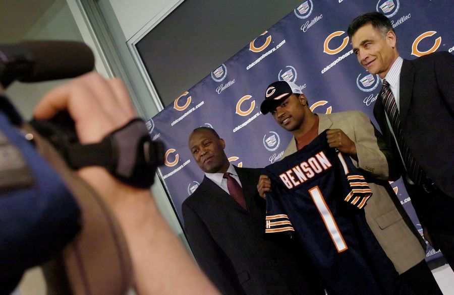 Bears draft record all over the board