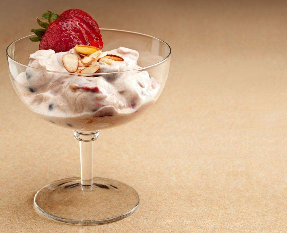 Berry Good Yogurt Parfait