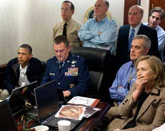 Phone call led U.S. to bin Laden's doorstep