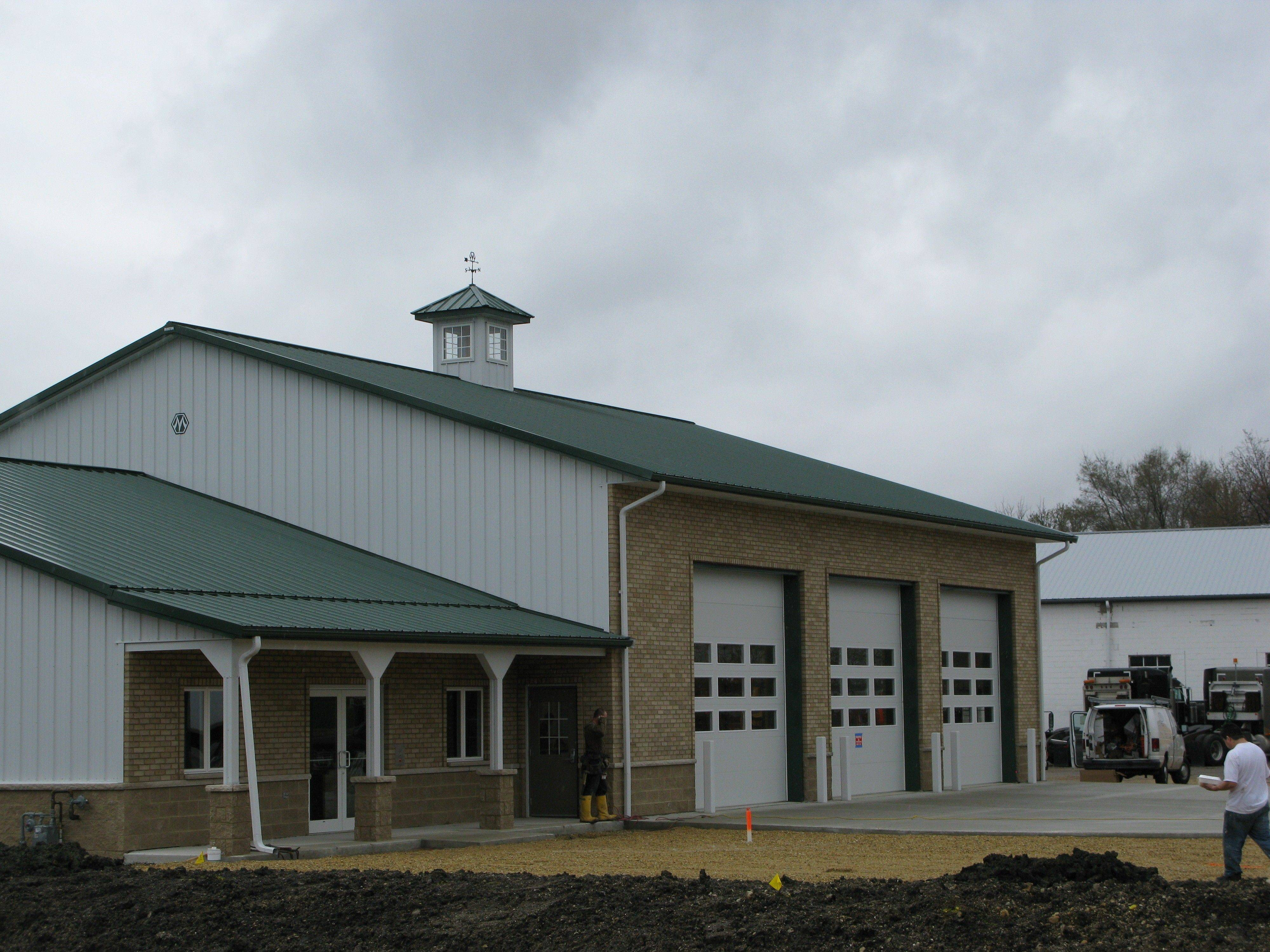 New fire department ready to take over for St. Charles