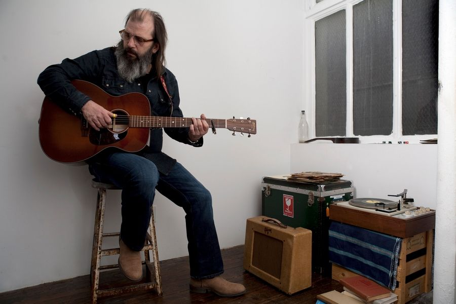 "Country rocker Steve Earle is back with a new album, a novel and a new season on HBO's ""Treme."""