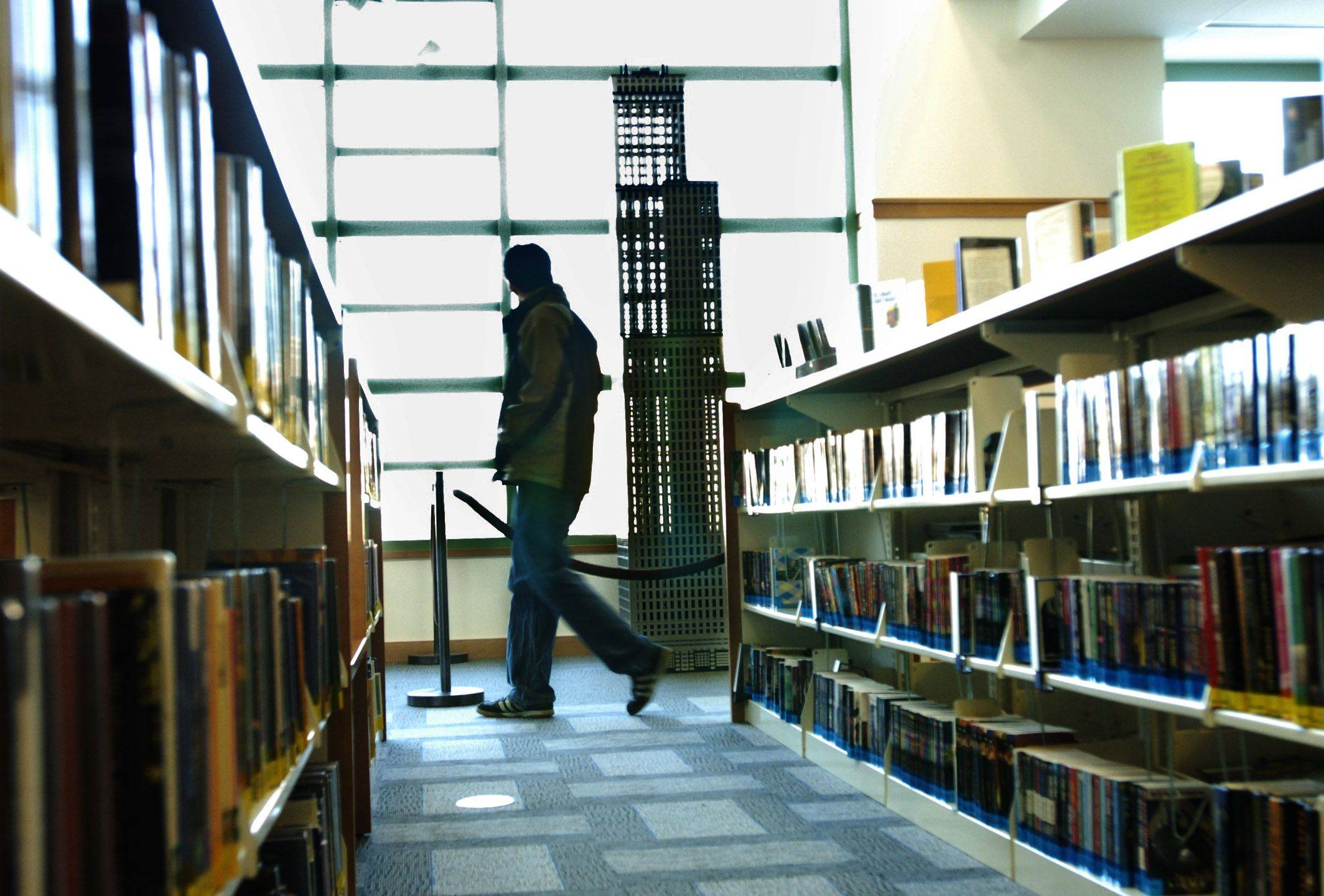 Des Plaines Library may cut bookmobile in 2012