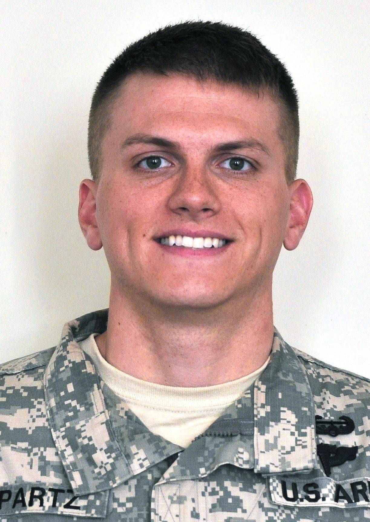 "Army Lt. Matthew Spartz of Lombard writes: ""I have to be honest, it really did feel like the war was, in fact, over."""