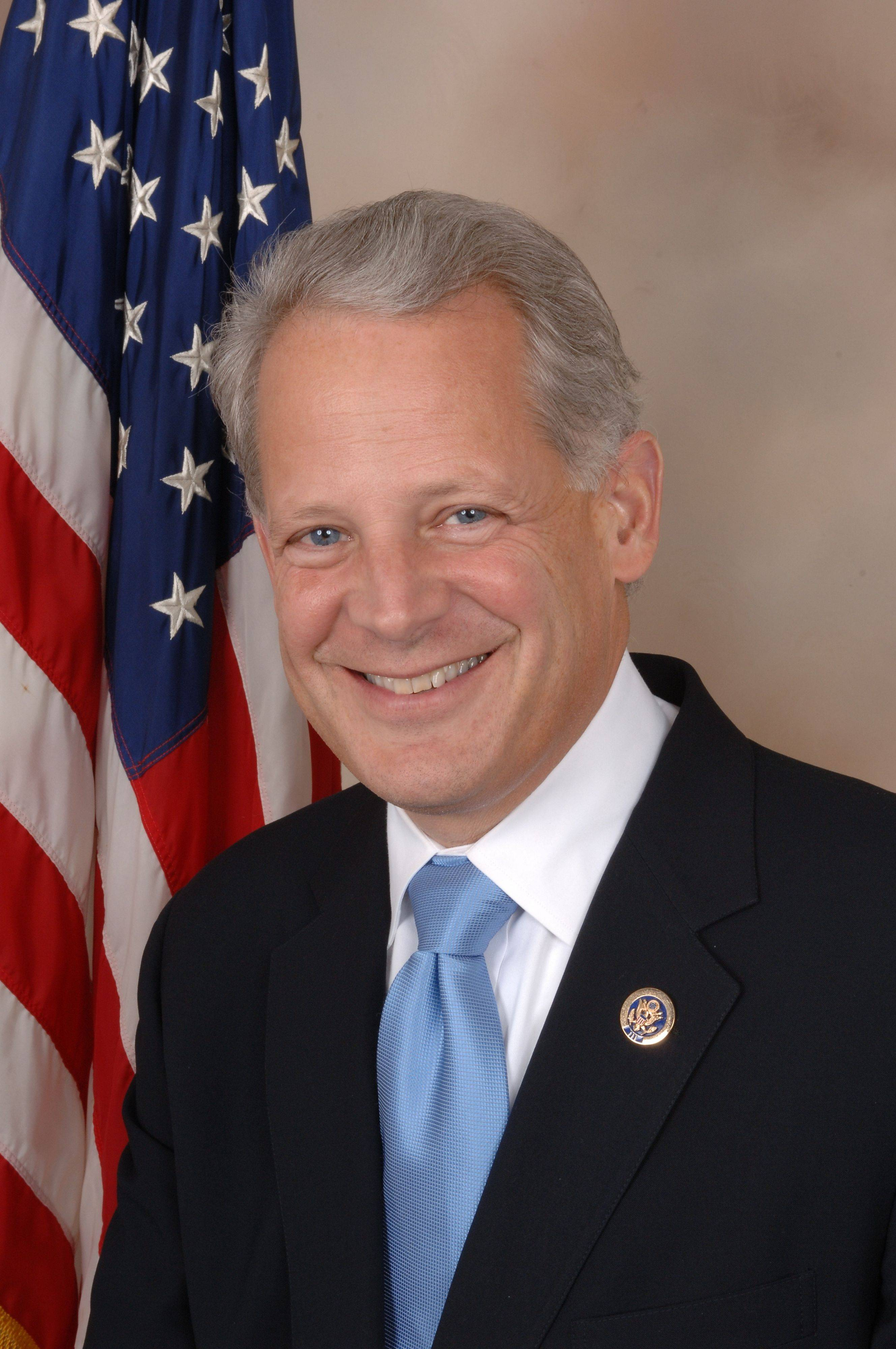 U.S. Rep. Steve Israel, a Democrat from New York