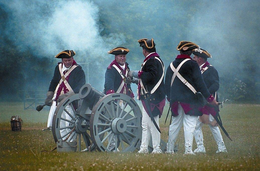 The Mount Prospect Historical Society, in conjunction with the Mount Prospect Park District and the North West Territory Alliance will hold a Revolutionary War encampment/re-enactment Saturday, May 14, and Sunday, May 15, at Lions Park, 411 S. Maple St., in Mount Prospect. Visit mtphist.org for information.
