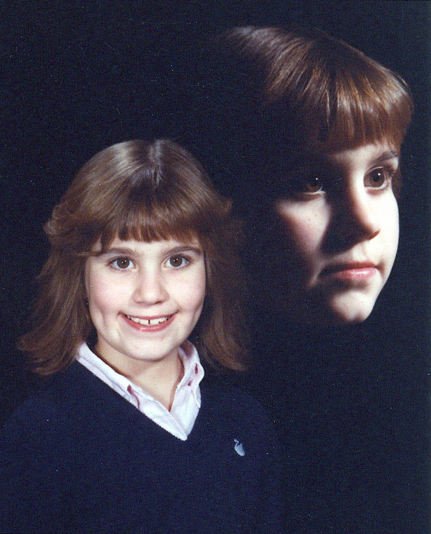 Jeanine Nicarico of Naperville, age 10, taken on Feb. 23, 1983, just two days before her murder.
