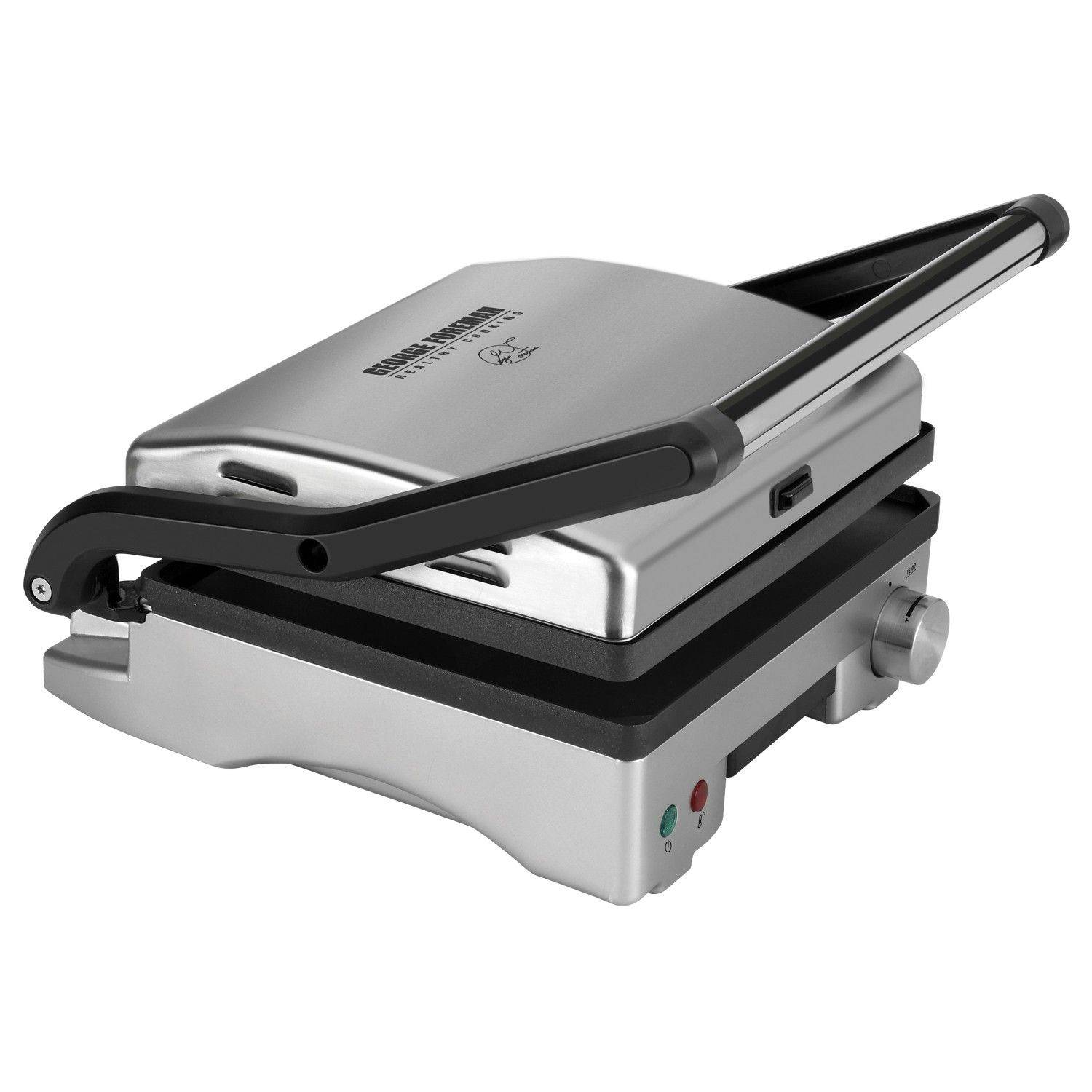 Panini press makes dinner fast