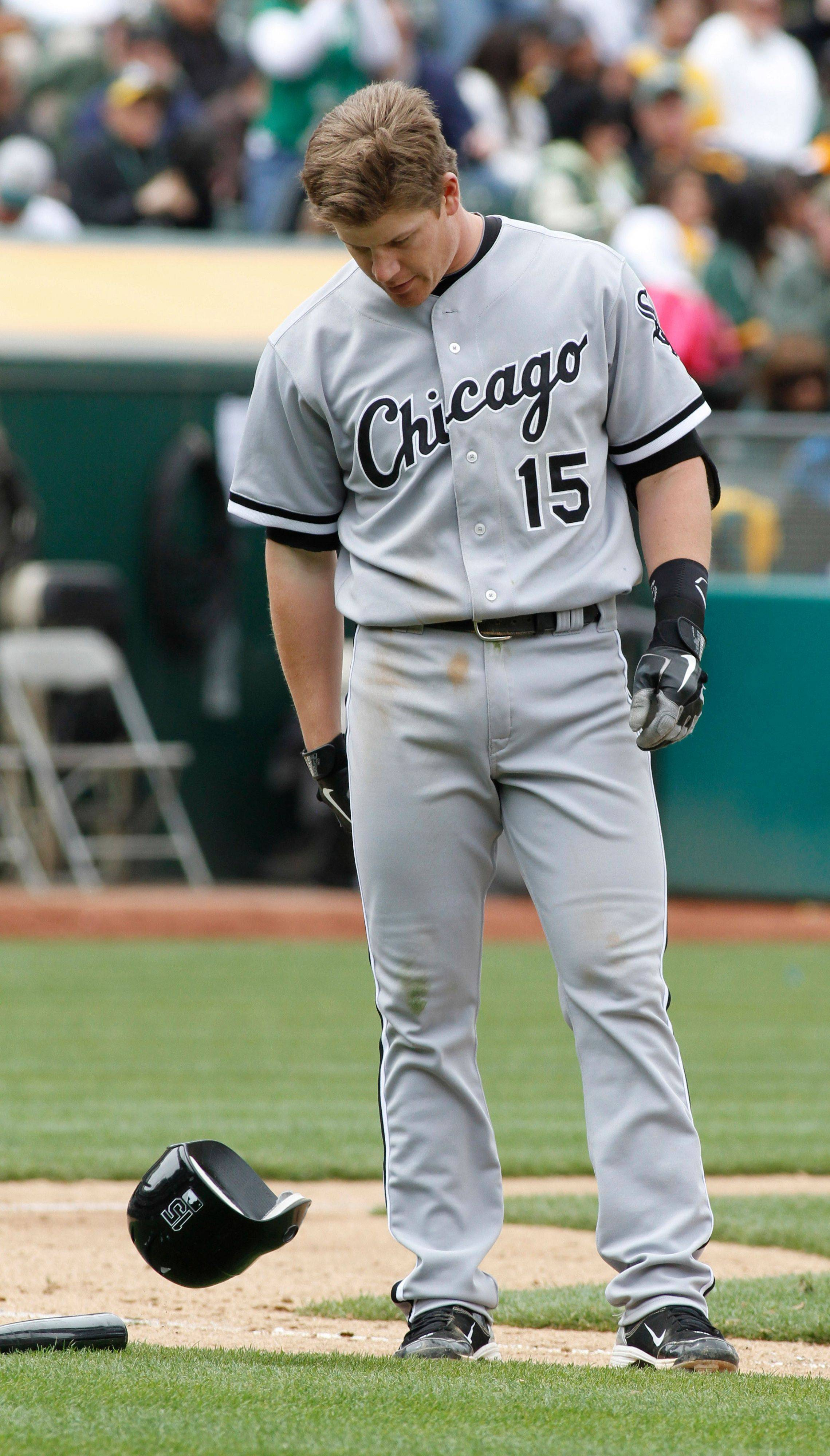White Sox' Floyd fizzles in poor start
