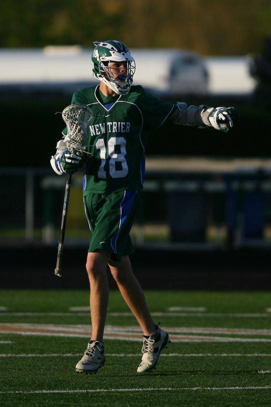 Stevenson vs New Trier boys lacrosse action from Tuesday, May 17th in Lincolnshire.