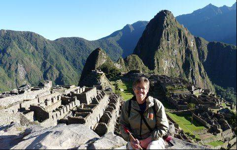 Having reached her goal of visiting all seven continents, Sandi Wilcox of Batavia wants to visit all of the national parks.