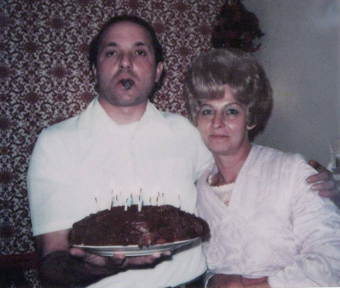 Frank and Mary Columbo who were murdered by their daughter Patty along with their son Michael, on May 4, 1976 in their home at 55 Brantwood Ave. in Elk Grove Village.
