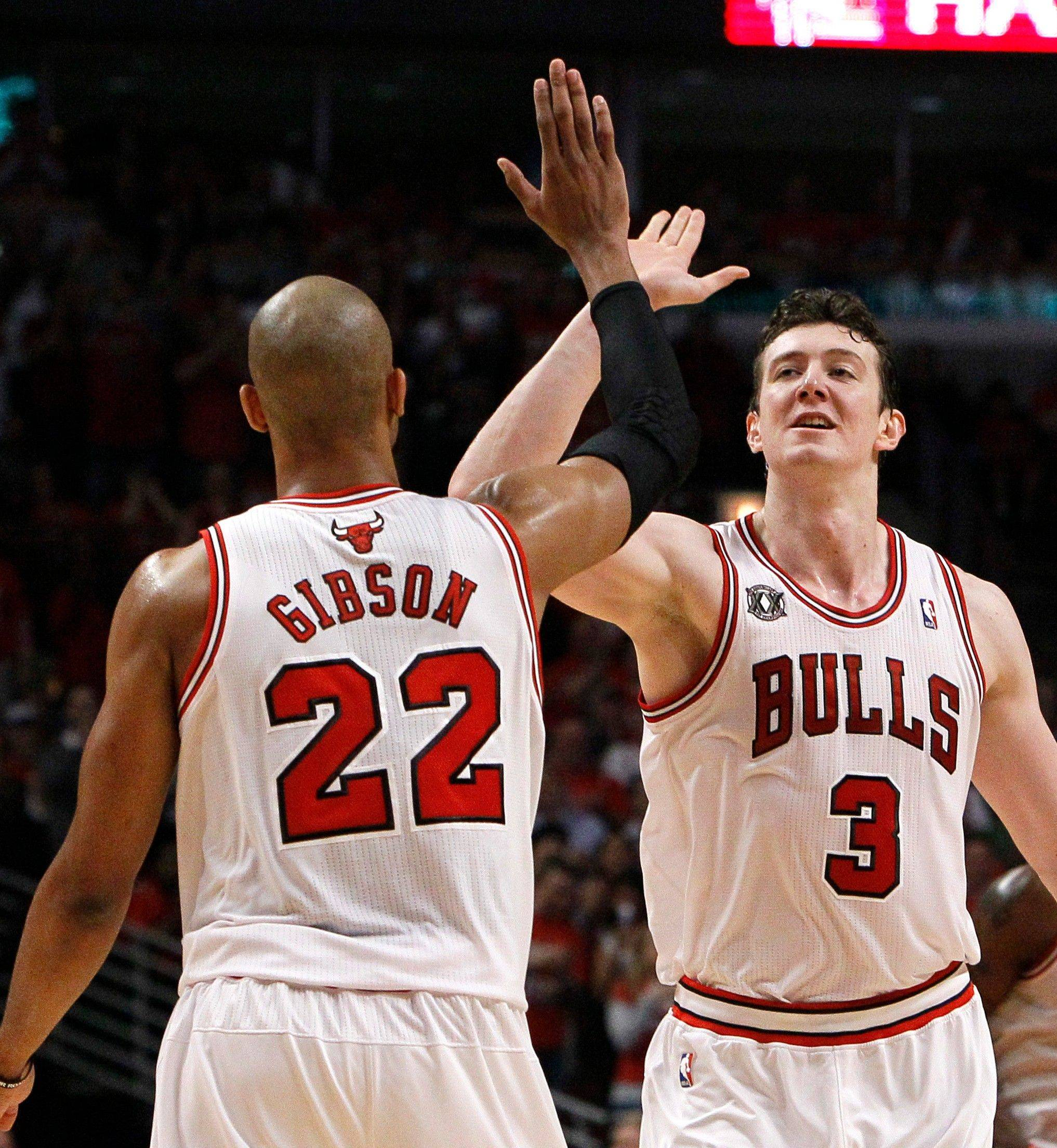 Bulls players say they're not surprised by the growth and presence of center Omer Asik in the playoffs. He has become the team's best basket protector in the postseason and his size has bothered Miami.