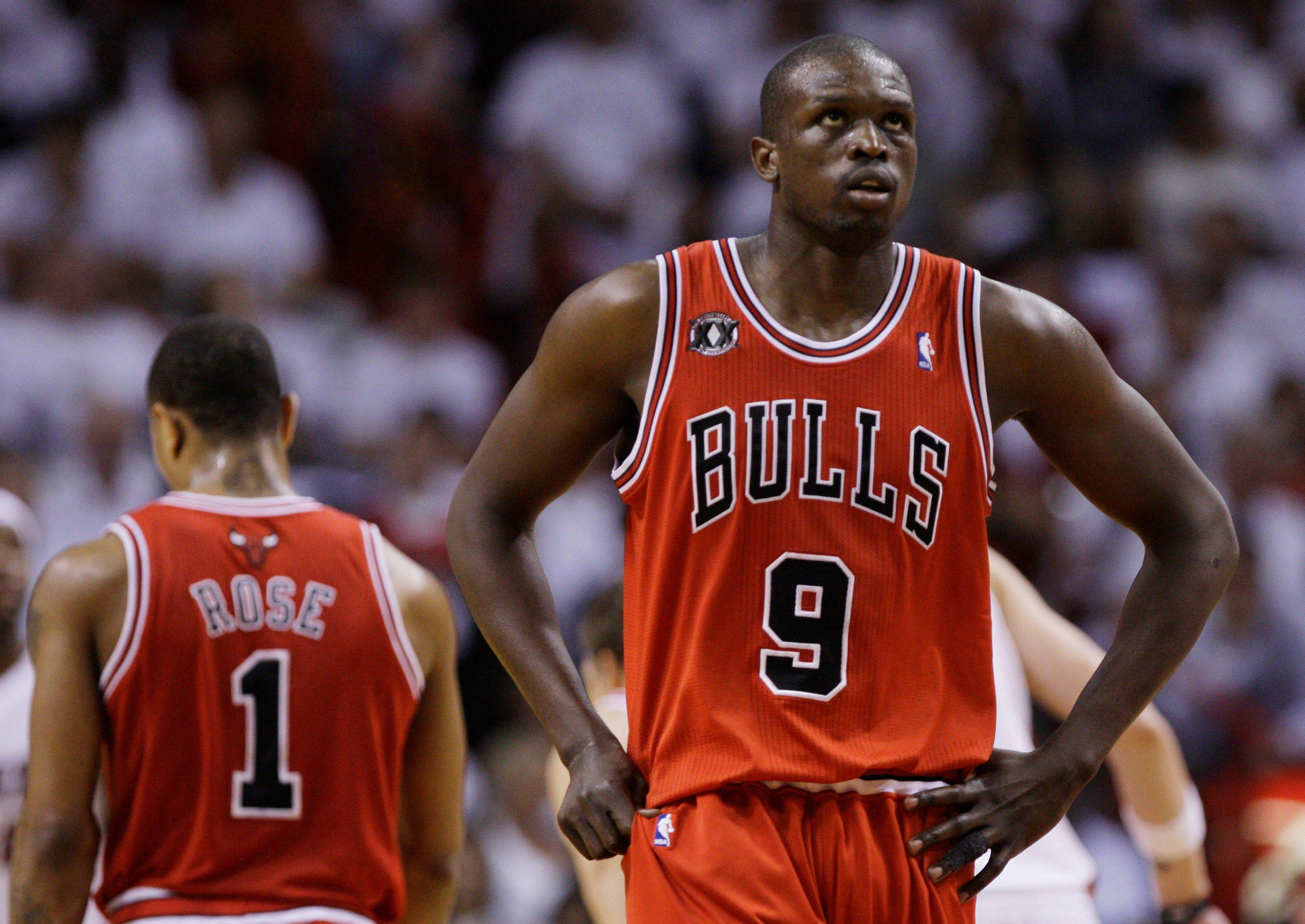Images: Bulls vs. Heat, game three