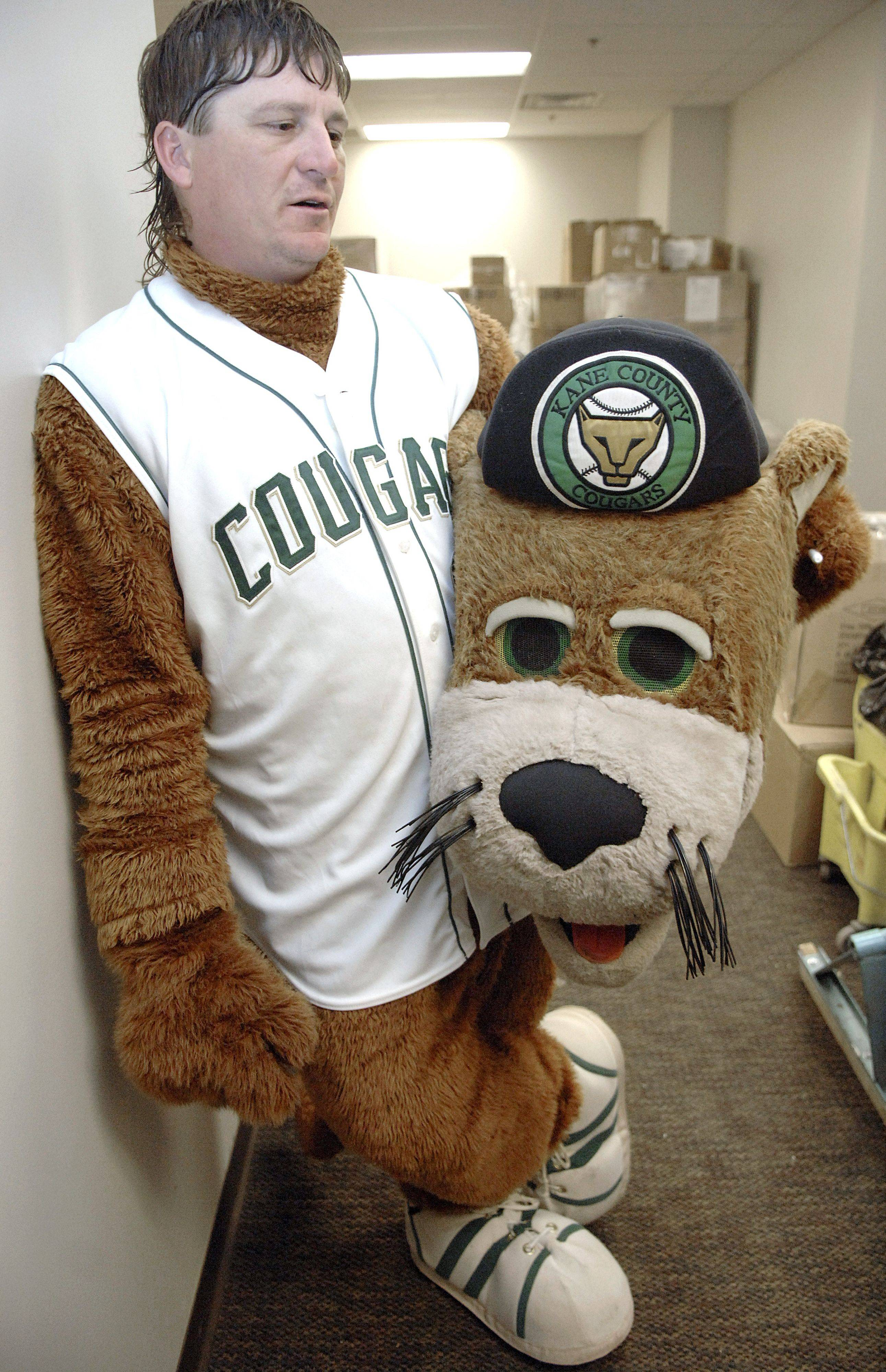 Behind the Scenes: Ozzie of the Kane County Cougars