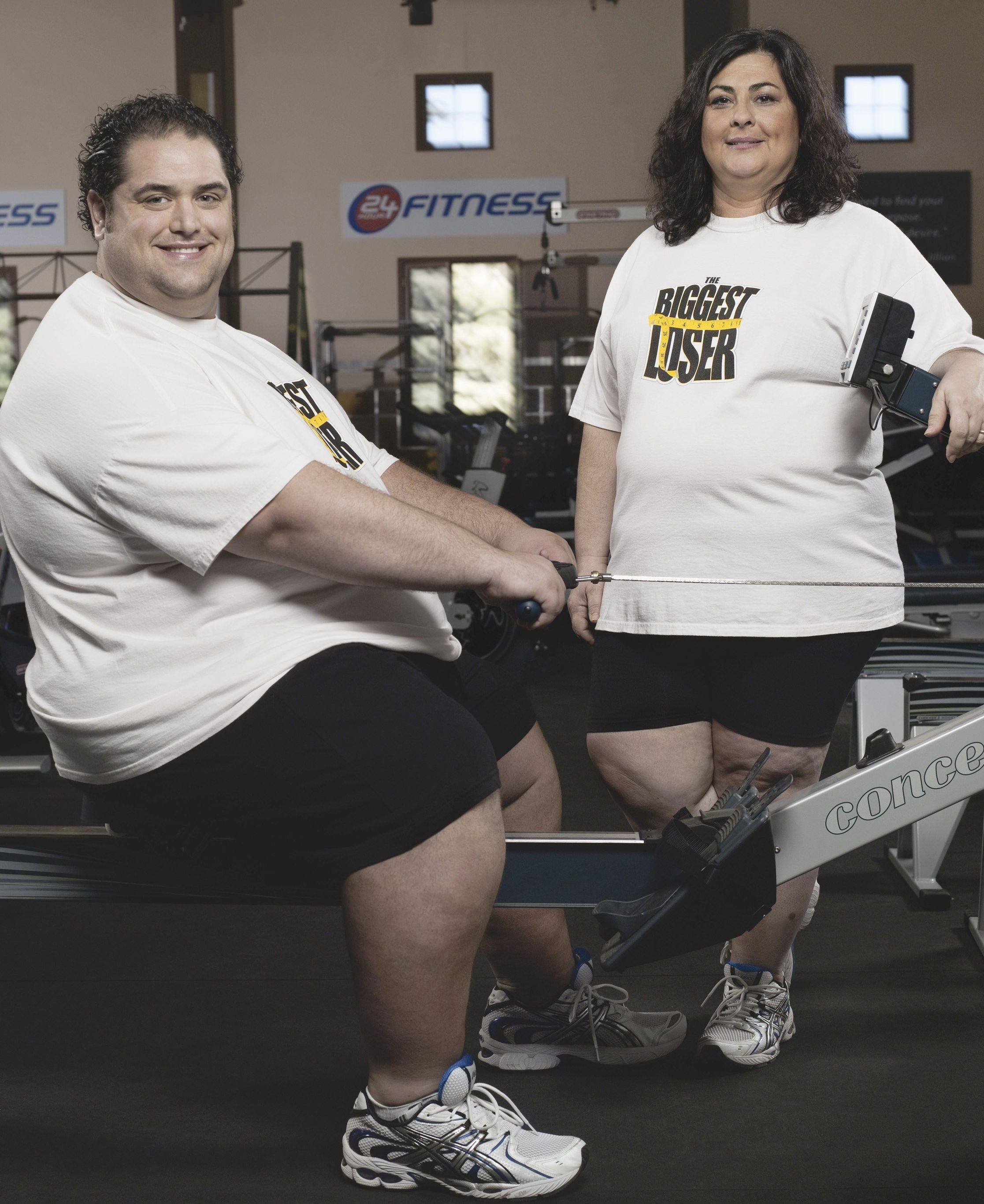 "Bartlett residents Michael Ventrella, 31, and his mother, Maria competed on ""The Biggest Loser"" last season. Michael ended up as the winning contestant."