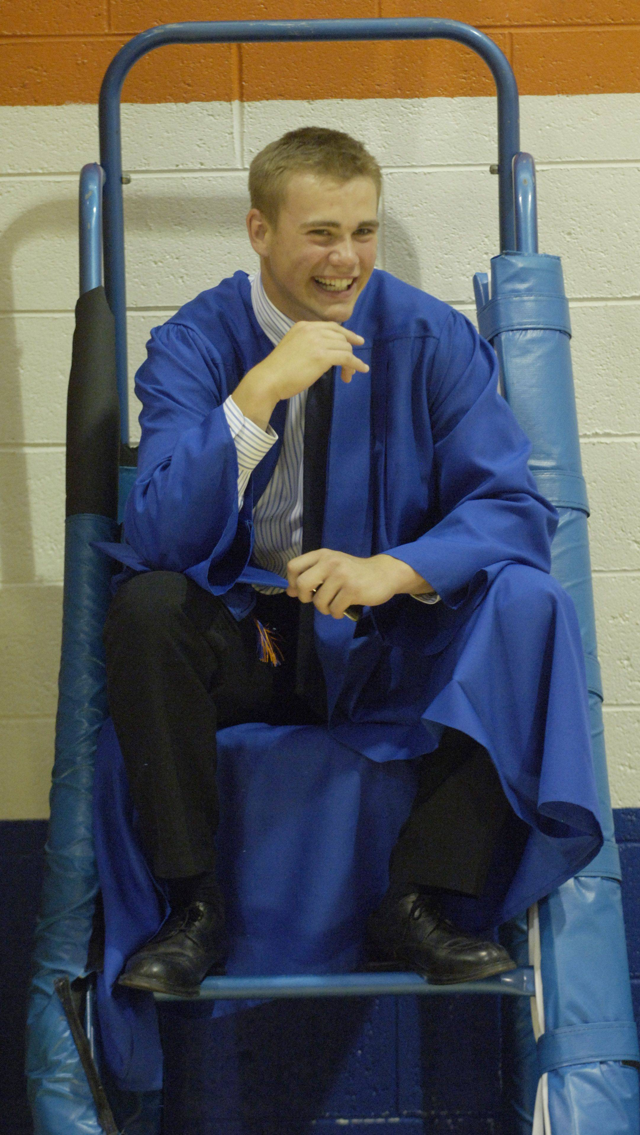 Images from the Fenton High School graduation on Sunday, May 22nd.