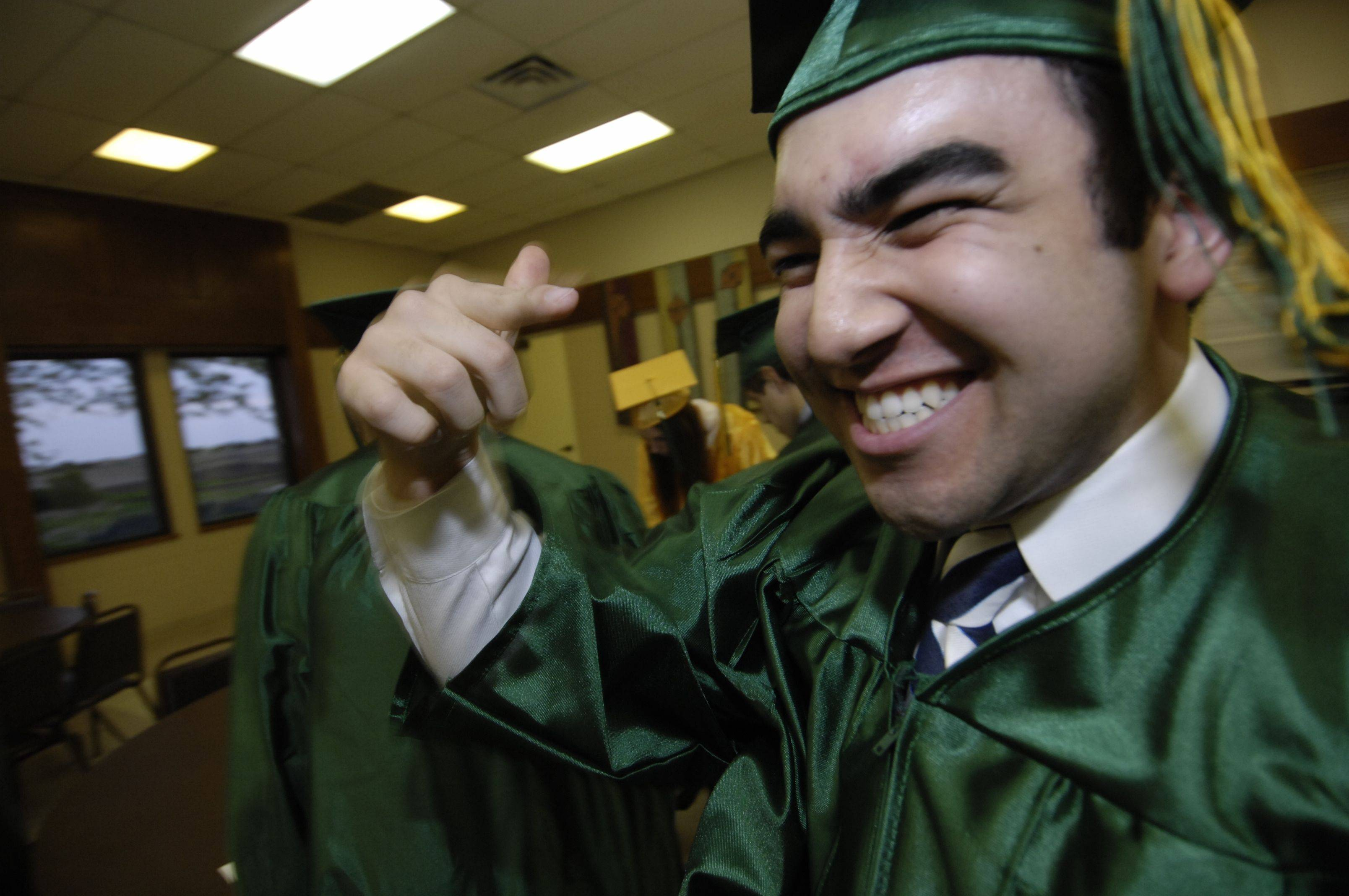 Images from the St. Edward Catholic High School graduation ceremony Tuesday, May 24, 2011.