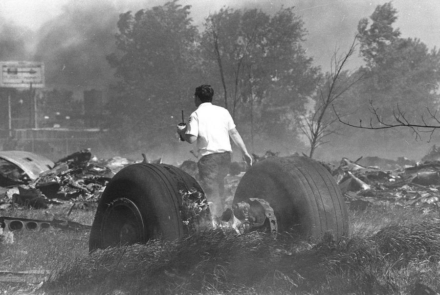 The May 25, 1979, crash of American Airlines Flight 191 is considered the worst non-terror-related airplane crash in U.S. aviation history.