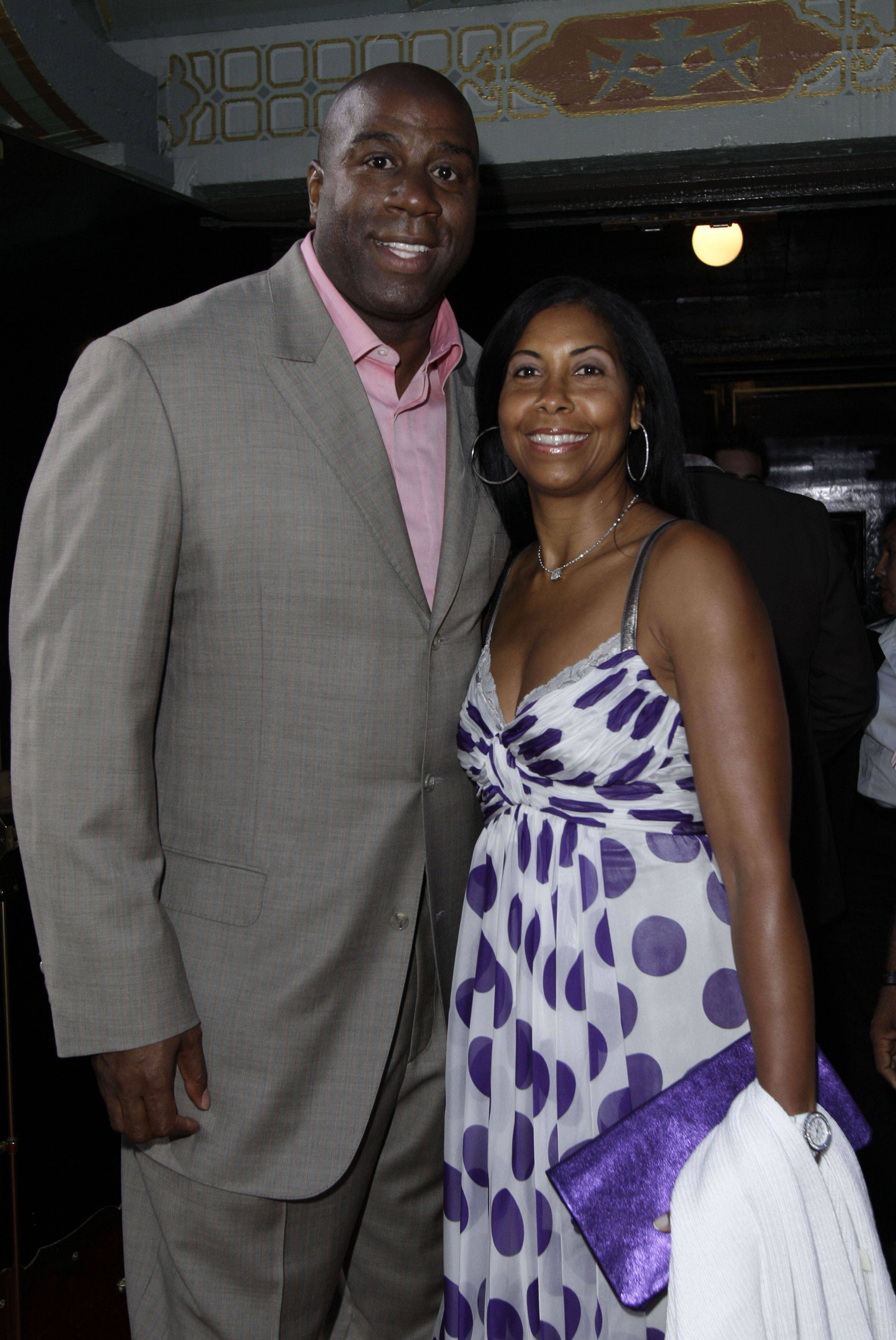 "By giving Earvin ""Magic"" Johnson a forum to discuss AIDs on her show shortly after he shocked the world with the announcement he had contracted HIV, Oprah helped establish the NBA superstar and his wife, Cookie Johnson, as leaders in the fight against AIDs."