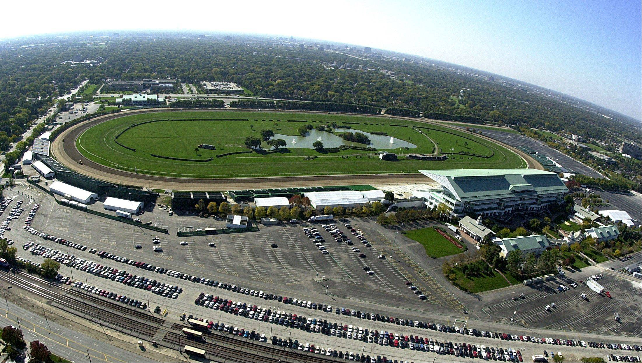 Will slots come to Arlington Park?