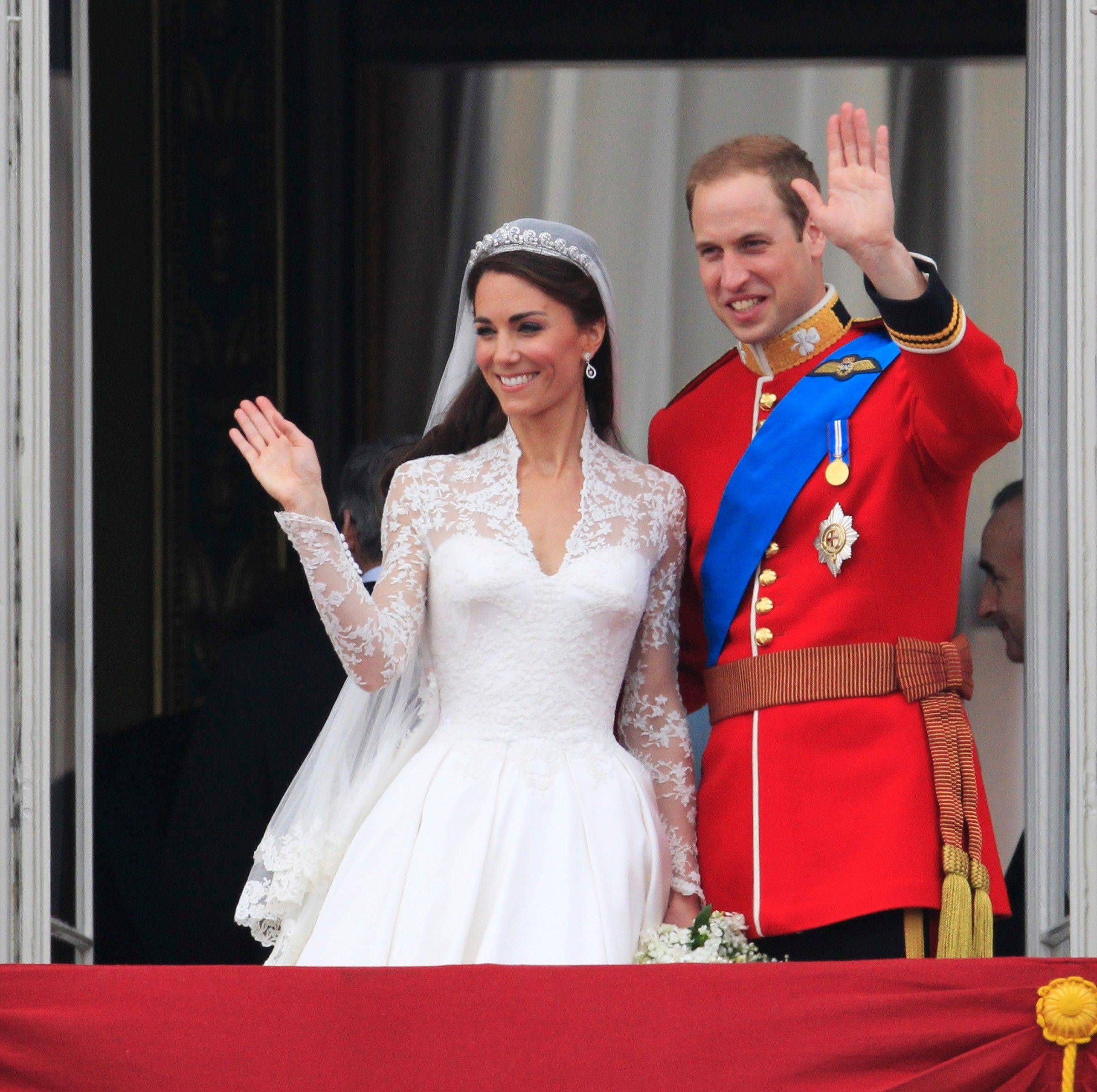 A new DVD lets royal family watchers relive the wedding of Britain's Prince William and Catherine Middleton.