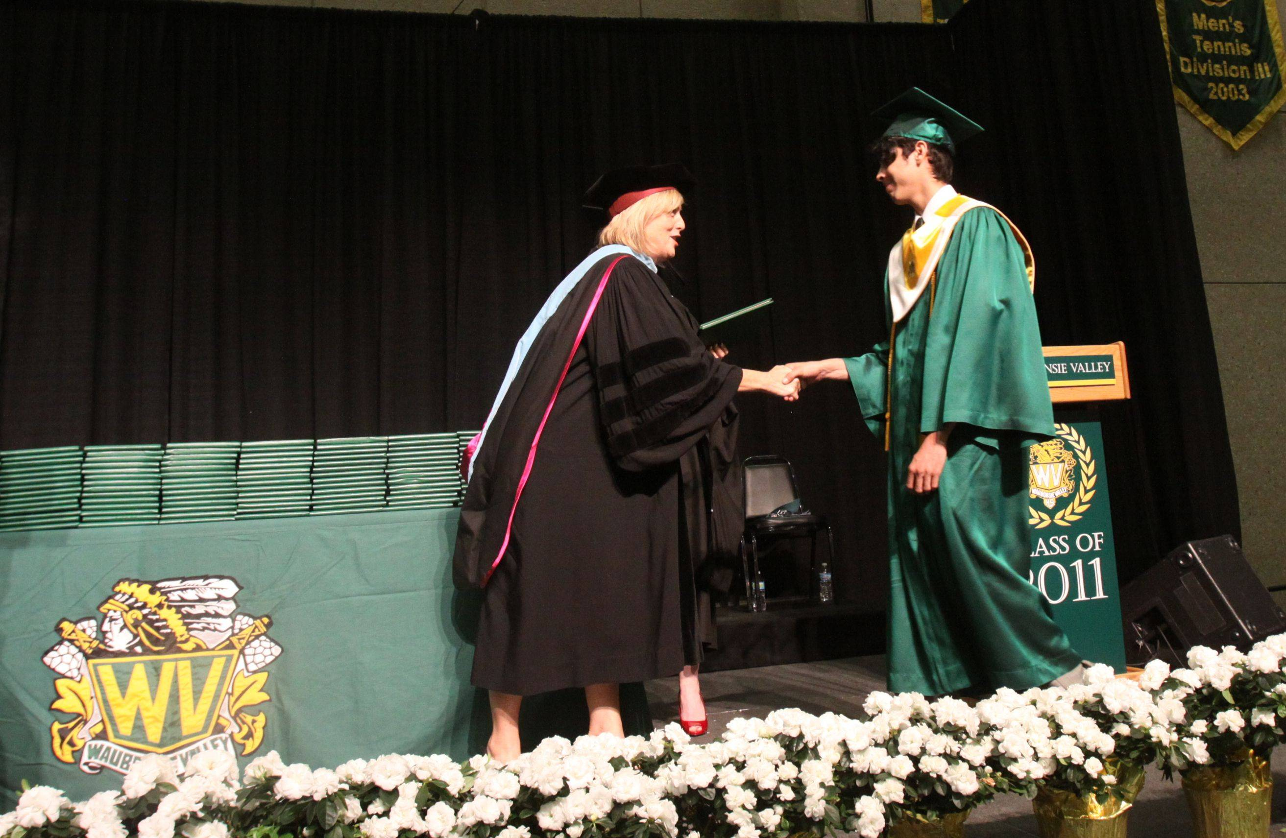 Images from the Waubonsie Valley High School graduation on Sunday, May 29th.