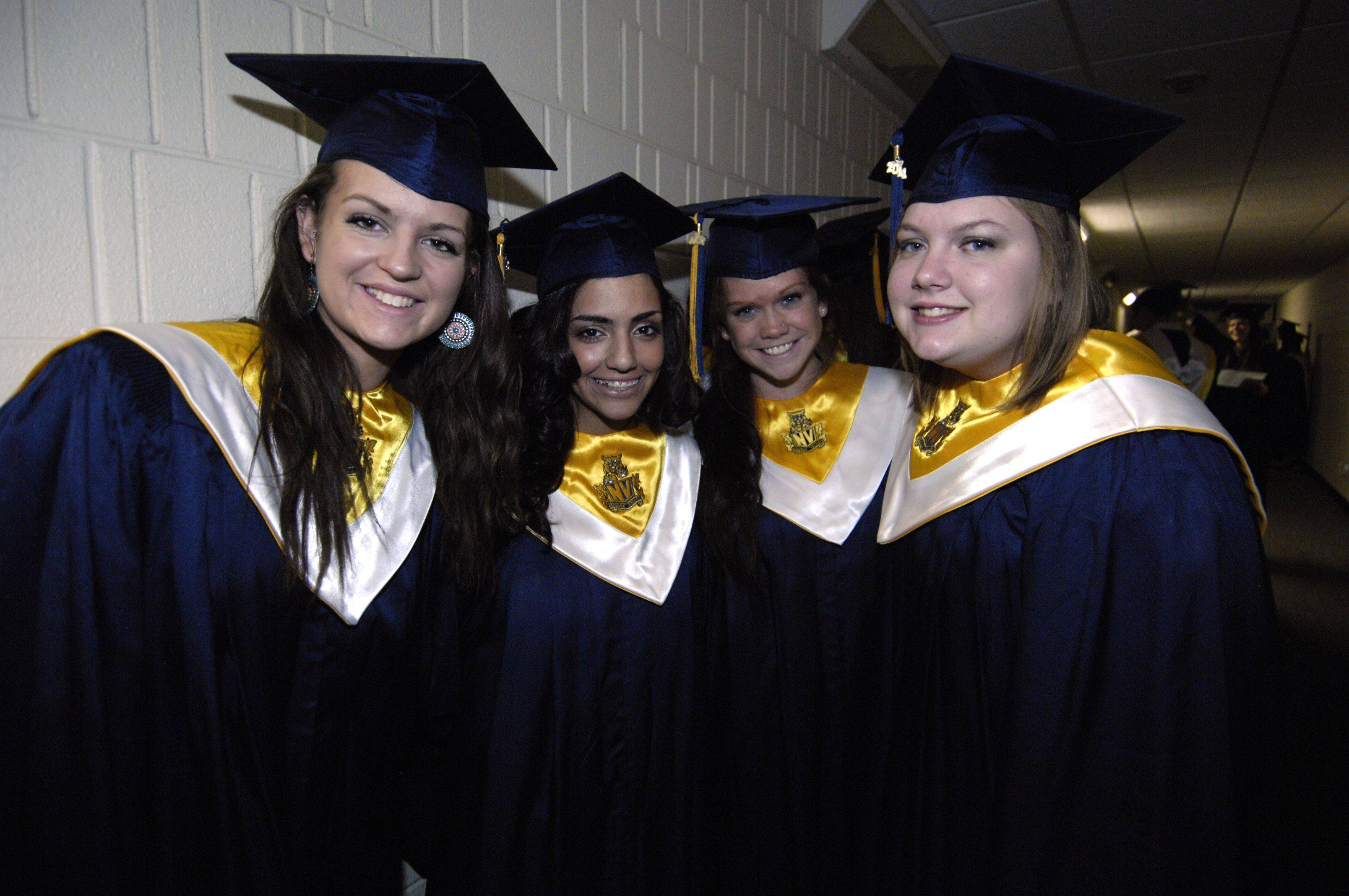 Images from the Neuqua Valley High School graduation on Sunday, May 29th.