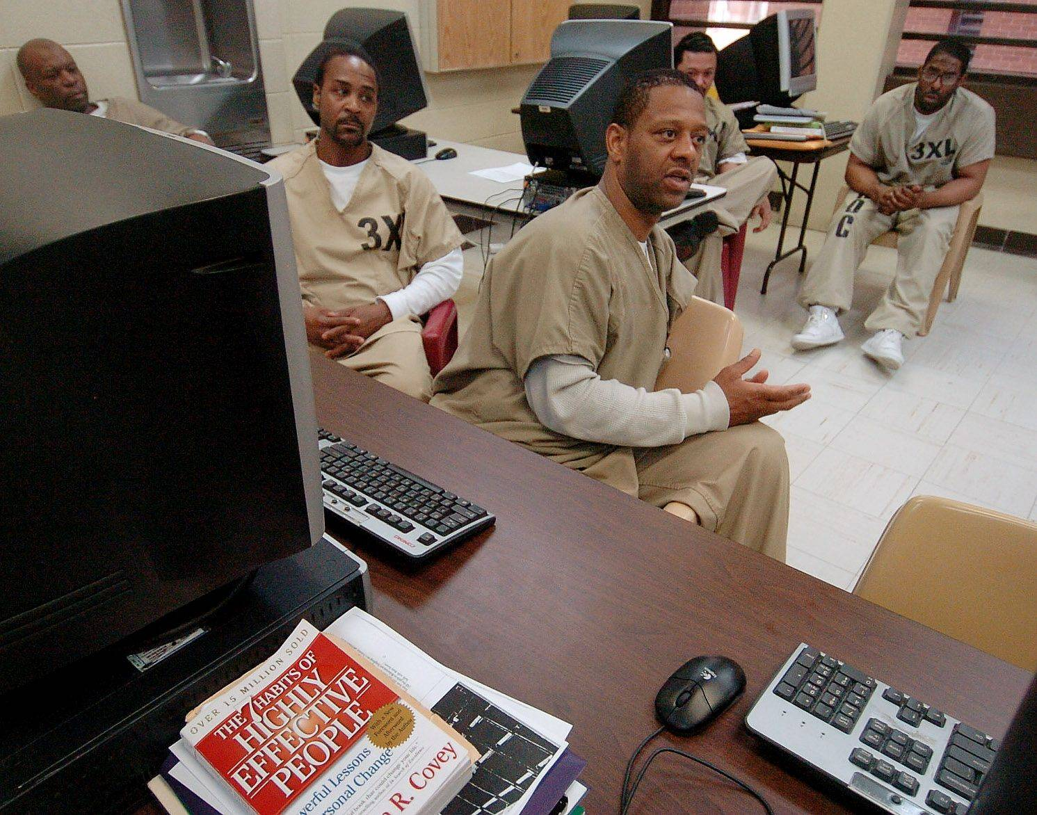 Omar Israel talks about his experience in the special unit at Cook County Jail to house veterans charged with felonies.