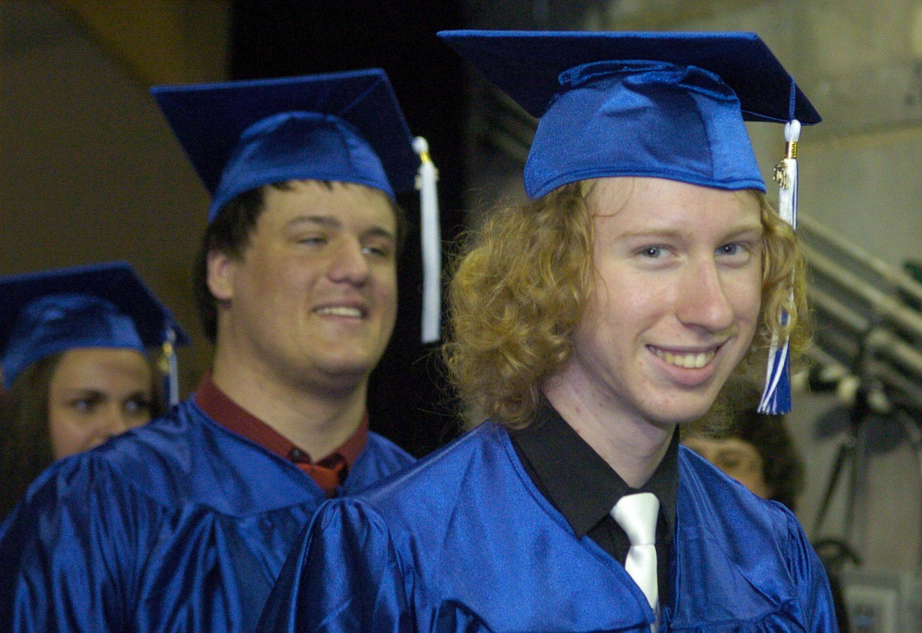 Images from the Larkin High School graduation Saturday, May 28, 2011.